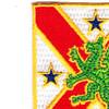 278th Chemical Battalion Patch | Upper Left Quadrant