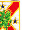 278th Chemical Battalion Patch | Upper Right Quadrant