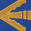 278th Airborne Infantry Regimental Combat Team Patch | Center Detail