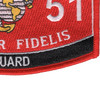 8151 Guard MOS Patch | Lower Right Quadrant
