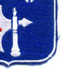 272nd Infantry Regiment Patch | Lower Right Quadrant