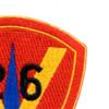 26th Marine Regiment 5th Marines Patch | Upper Right Quadrant