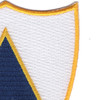 26th Infantry Regiment Patch Blue Spaders | Upper Right Quadrant