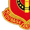 26th Field Artillery Battalion Patch | Lower Left Quadrant