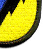 26th Airborne Pathfinders Infantry Regiment  Patch Flash | Lower Right Quadrant