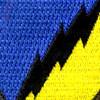 26th Airborne Pathfinders Infantry Regiment  Patch Flash | Center Detail