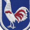 269th Regimental Combat Team Patch | Center Detail