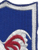 269th Regimental Combat Team Patch | Upper Right Quadrant