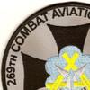 269th Combat Aviation Battalion Patch - The Black Barons | Upper Left Quadrant