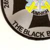 269th Combat Aviation Battalion Patch - The Black Barons | Lower Left Quadrant