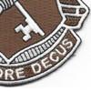 267th Quartermaster Regiment Patch | Lower Right Quadrant