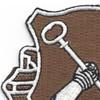 267th Quartermaster Regiment Patch | Upper Left Quadrant