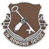267th Quartermaster Regiment Patch