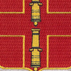 263rd Tank Battalion Patch | Center Detail