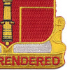 263rd Tank Battalion Patch | Lower Right Quadrant