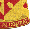 263rd Field Artillery Battalion patch | Lower Right Quadrant