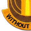 25th Support Battalion Patch | Lower Left Quadrant
