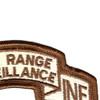25th LRS Infantry Desert Patch | Upper Right Quadrant