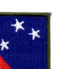 25th Infantry Regimental Combat Team Patch | Upper Right Quadrant