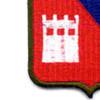 25th Infantry Regimental Combat Team Patch | Lower Left Quadrant