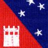 25th Infantry Regimental Combat Team Patch | Center Detail