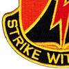 25th Infantry Division Special Troops Battalion Patch STB-14 | Lower Left Quadrant