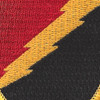 25th Division LRSD Flash Patch | Center Detail