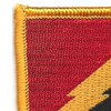 25th Division LRSD Flash Patch | Upper Left Quadrant