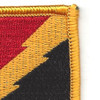 25th Division LRSD Flash Patch | Upper Right Quadrant