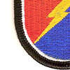 25th Division 4 Infantry Brigade Patch Flash | Lower Left Quadrant