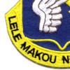 25th Aviation Regiment Patch | Lower Left Quadrant