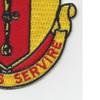 808th Airborne Ordnance Battalion Patch | Lower Right Quadrant
