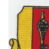 808th Airborne Ordnance Battalion Patch | Upper Left Quadrant