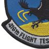 416th Flight Test Squadron F-35 Patch | Lower Left Quadrant