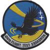 416th Flight Test Squadron F-35 Patch