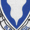 415th Infantry Regiment Patch WWII | Center Detail