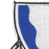 415th Infantry Regiment Patch WWII | Upper Left Quadrant