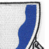 415th Infantry Regiment Patch WWII | Upper Right Quadrant