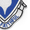 415th Infantry Regiment Patch WWII | Lower Right Quadrant