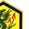 415th Chemical Brigade Patch | Upper Right Quadrant
