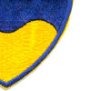 414th Infantry Regiment Patch WWII | Lower Right Quadrant