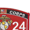 8024 Combat Diver MOS Patch   Upper Right Quadrant