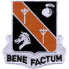 40th Signal Battalion Patch Bene Factum Vietnam
