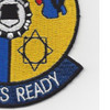 40th Security Police Flight Patch | Lower Right Quadrant
