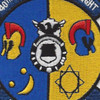 40th Security Police Flight Patch | Center Detail