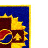 40th Medical Battalion Patch   Upper Right Quadrant