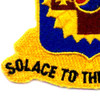 40th Medical Battalion Patch   Lower Left Quadrant