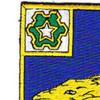 40th Infantry Regiment Patch | Upper Left Quadrant