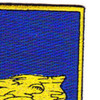 40th Infantry Regiment Patch | Upper Right Quadrant