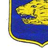 40th Infantry Regiment Patch | Lower Left Quadrant